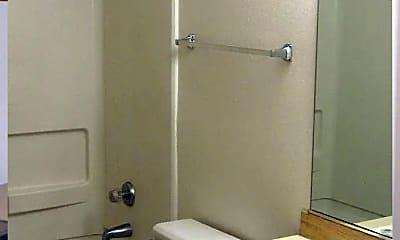 Bathroom, Kensington Apartments, 2