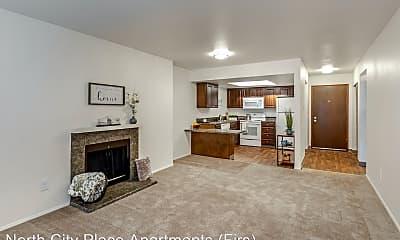 Living Room, 1550 NE 177th St, 0