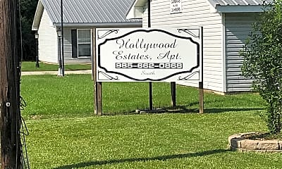 Hollywood Estates, 1