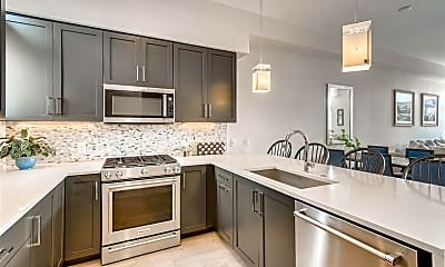Kitchen, 1577 Perry St, 2