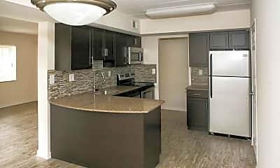 Kitchen, Tunbridge Apartments, 1