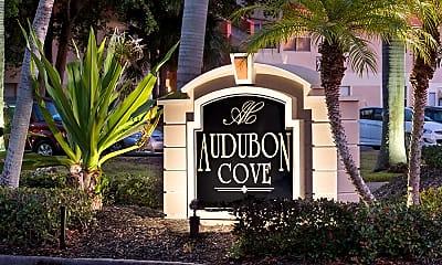 Community Signage, Audubon Cove, 2