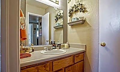 Bathroom, Kentucky Pines, 2