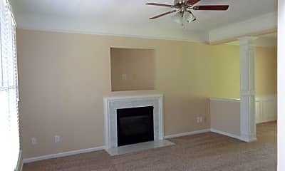 Living Room, 14241 Southbridge Forest Drive, 1