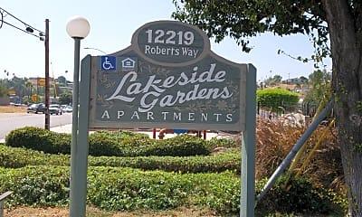 Lakeside Gardens, 1