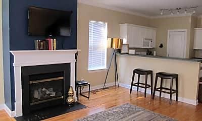 Living Room, 616 S 3rd St, 1