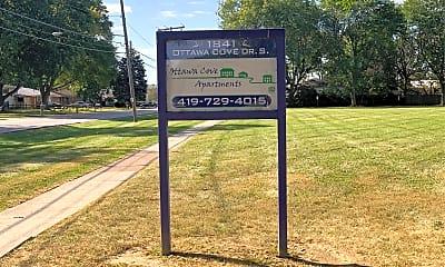 Ottawa Cove Apartments, 1