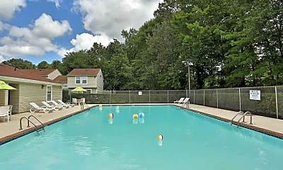 Pool, Thalia Landing, 1