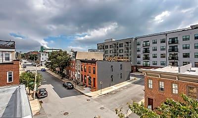 Building, 1740 Patapsco St, 2