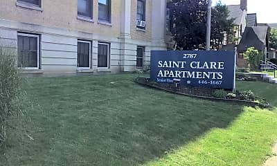 St Clare Apartments, 1