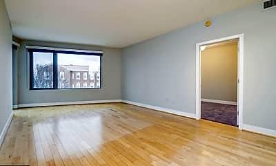 Living Room, 4101 Albemarle St NW 349, 1