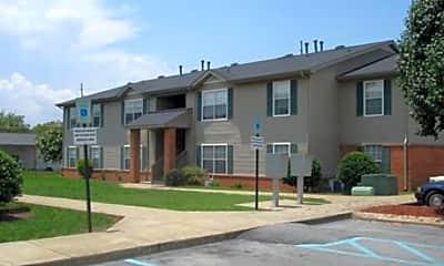 Dodson Avenue Apartments, 2