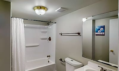 Bathroom, Room for Rent -  a 10 minute walk to bus stop S In, 0