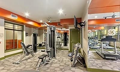 Fitness Weight Room, 1000 Montage Way, 2