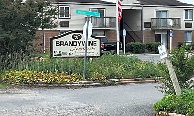 Brandywine Village Apartments, 1