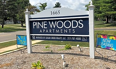 Pine Woods Apartments, 1