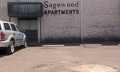 Sagewood Apartments, 1