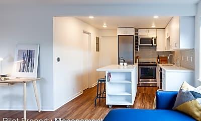 Living Room, 215 Boston St, 1