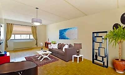 Living Room, Crossroads, 1