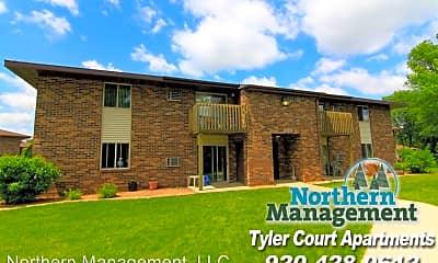 Building, 325 Tyler Ct, 1