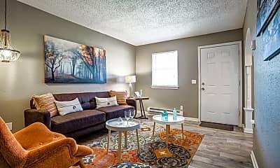 Living Room, Chula Vista, 1