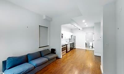 Living Room, 148 E 98th St 1B, 1