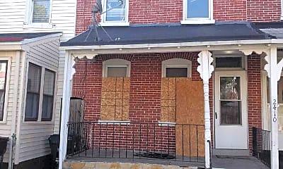 Building, 2410 Lamotte St, 0