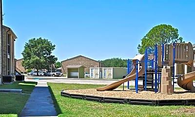 Playground, Pebble Creek Apartments, 1