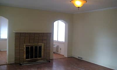 Living Room, 3503 Yale Ave, 1