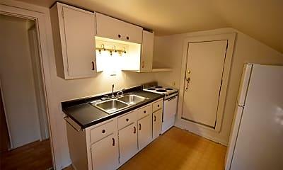 Kitchen, 128 6th St, 1