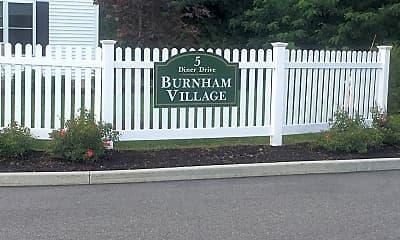 Burnham Village Apartments, 1