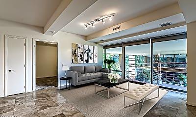 Living Room, 7121 E Rancho Vista Dr 2002, 1
