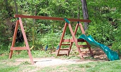 Playground, Salem View Apartments, 2