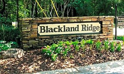 Community Signage, 4297 Blackland Way, 2