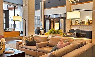 Living Room, 401 1st Ave NE 457, 1