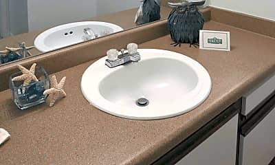 Bathroom, Halcyon at Cross Creek, 2