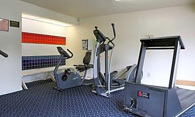 Fitness Weight Room, Winding Hills, 1