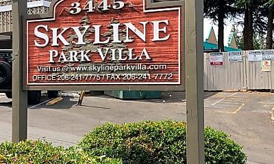 Skyline Park Villa, 1