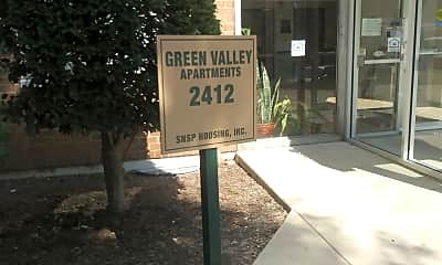 Green Valley Apartments, 1