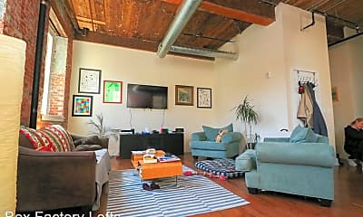 Living Room, 21 E Columbia Ave, 1