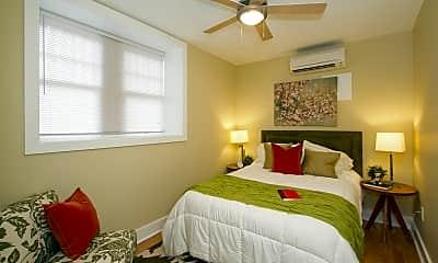 The Delmar Morris Apartments, 1