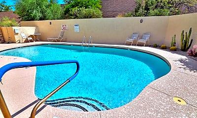 Pool, 16307 E Arrow Dr 106, 2