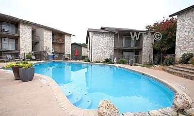 Pool, 5235 Glen Ridge, 1