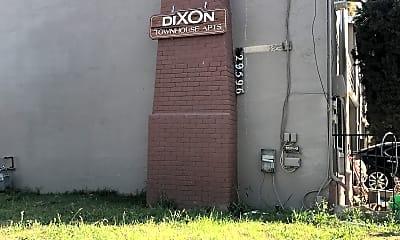 Dixon Townhouse, 1