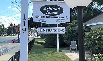 Ashland House, 1