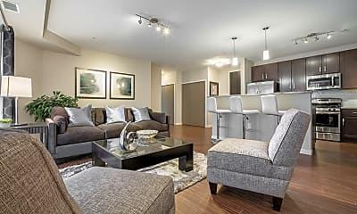 Living Room, Four Seasons, 0
