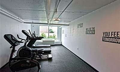 Fitness Weight Room, 51-35 Reeder St 313, 2
