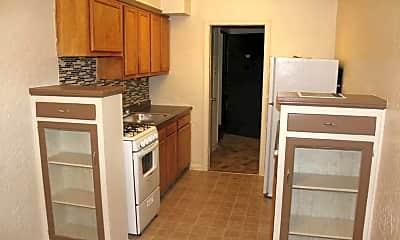 Kitchen, Johnson Court, 0