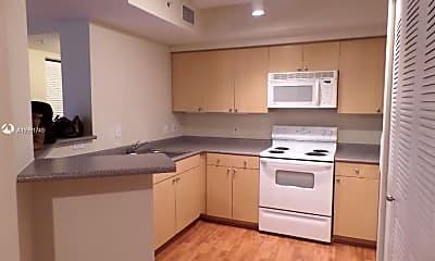 Kitchen, 1919 Van Buren St 302A, 0