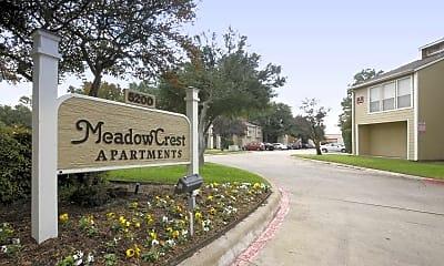 Community Signage, Meadowcrest, 1